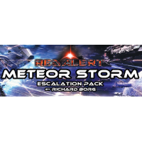 Red Alert - Space Fleet Warfare: Metero Storm
