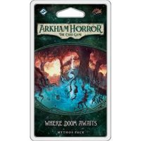 Arkham Horror - LCG: Where Doom Awaits