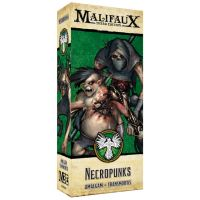 Malifaux 3E: Necropunks