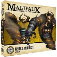 Malifaux 3E: Ashes and Dust