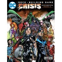 DC Comics - Deck-Building Game: Crisis 4