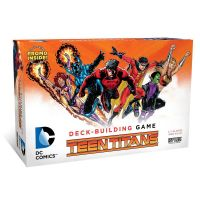 DC Comics - Deck-Building Game: Teen Titans
