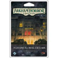 Arkham Horror - LCG: Assassinio all'Hotel Excelsior
