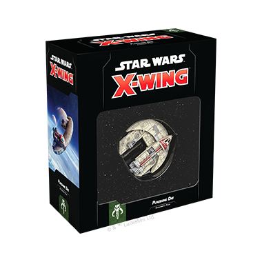 Copertina di Star Wars X-Wing 2E: Punishing One Edizione Inglese