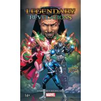 Legendary - Marvel: Revelations