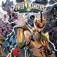 Power Rangers - Heroes of the Grid: Shattered Grid