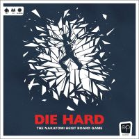 Die Hard - The Nakatomi Heist Board Game Danneggiato (L1)