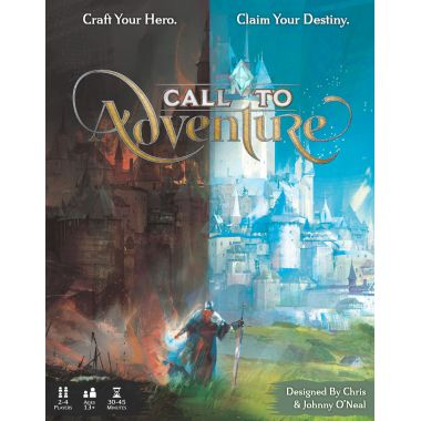 Copertina di Call to Adventure