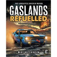 Gaslands - Refuelled: Manuale di Gioco