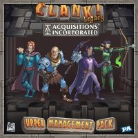 Clank! - Acquisitions Encorporated: Upper Management Pack
