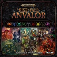 Warhammer Age of Sigmar - The Rise & Fall of Anvalor Danneggiato (L1)