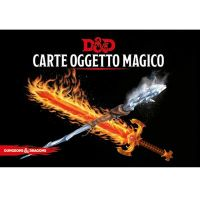 Dungeons & Dragons: Carte Oggetto Magico
