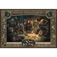 A Song of Ice and Fire: Eroi del Popolo Libero 1