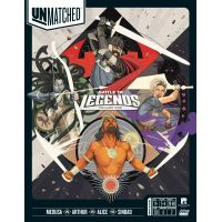 Unmatched Edizione Inglese - Battle of Legends: Volume One