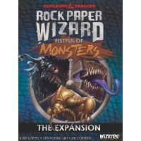 Dungeons & Dragons - Rock Paper Wizard: Fistful of Monsters