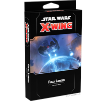 Star Wars X-Wing 2E: Fully Loaded Edizione Inglese