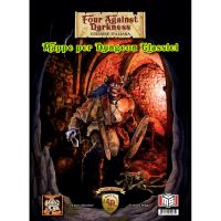 Four Against Darkness: Mappe per Dungeon Classici