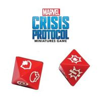 Marvel - Crisis Protocol: Dice Pack