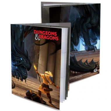 Copertina di Dungeons & Dragons: Character Folio - Shadow Dragon