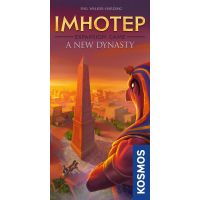Imhotep Edizione Inglese: A New Dynasty