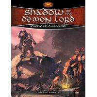 Shadow of the Demon Lord: Schermo del Game Master