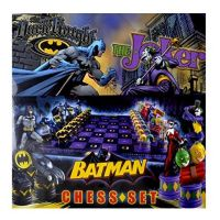 Batman - Chess Set