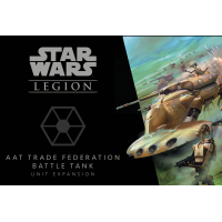 Star Wars Legion: AAT Trade Federation Battle Tank Edizione Inglese