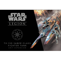 Star Wars Legion: TX-130 Saber-Class Fighter Tank Edizione Inglese