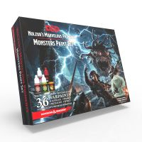 Set Colori: D&D Nolzur - Monsters Paint Set