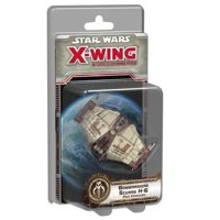 Star Wars X-Wing: Bombardiere Scurrg H-6