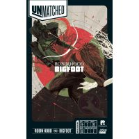 Unmatched - Robin Hood vs Bigfoot Edizione Inglese