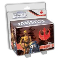 Star Wars Assalto Imperiale: R2-D2 e C-3PO