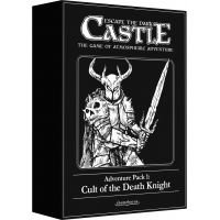 Escape the Dark Castle Edizione Inglese: 1 - Cult of the Death Knight