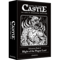 Escape the Dark Castle Edizione Inglese: 3 - Blight of the Plague Lord