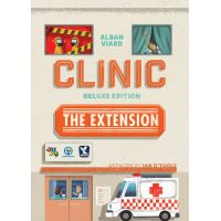 Clinic - Deluxe Edition: The Extension