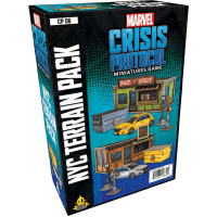 Marvel - Crisis Protocol: NYC Terrain Pack