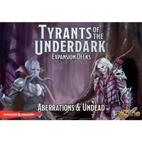 Dungeons & Dragons - Tyrants of the Underdark: Aberrations & Undead