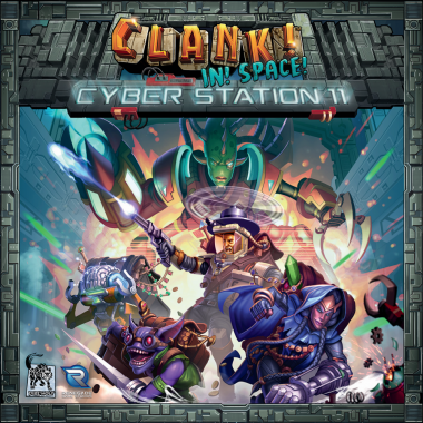 Copertina di Clank! - In! Space!: Cyber Station 11