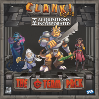 Clank! Legacy - Acquisitions Encorporated: The C Team Pack