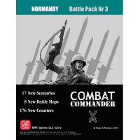 Combat Commander - Europe: BP3 - Normandy