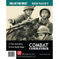 Combat Commander - Europe: BP5 - Fall of the West