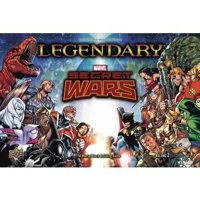 Legendary - Marvel: Secret Wars Volume 2