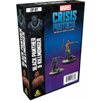 Marvel - Crisis Protocol: Black Panther and Killmonger