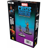 Marvel - Crisis Protocol: Shuri and Okoye