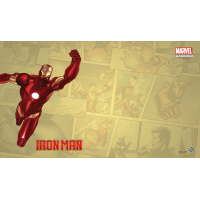 Marvel Champions - LCG: Playmat - Iron Man
