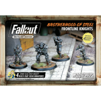 Fallout - Wasteland Warfare: Brotherhood of Steel - Frontline Knights
