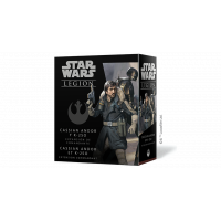 Star Wars Legion: Cassian Andor and K-2SO Edizione Inglese