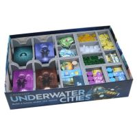 Underwater Cities: Organizer Interno