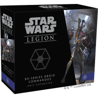 Star Wars Legion: BX-series Droid Commandos Edizione Inglese