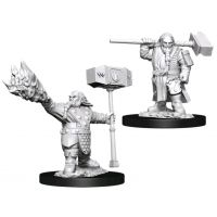 D&D: Nolzur's Marvelous Miniatures - Dwarf Male Cleric